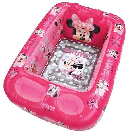 minnie mouse baby bath seat disney s minnie mouse bath tub multicolor