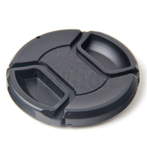 Front Cap Nikon 58mm 5pcs 58mm front lens cap snap on with cord for nikon canon