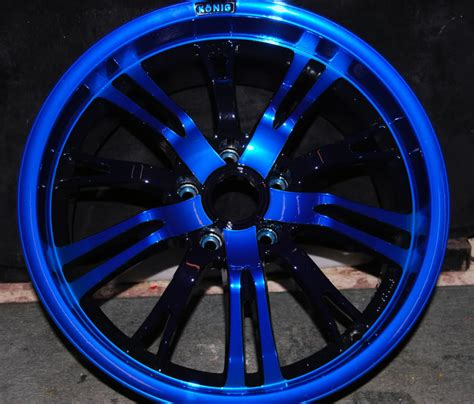 color rims thinking of changing the color anyone with