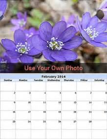 calendar template with pictures make free photo calendar 2017 create your own photo