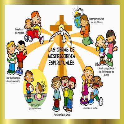 imagenes de misericordia espirituales 174 blog cat 243 lico gotitas espirituales 174 las obras de