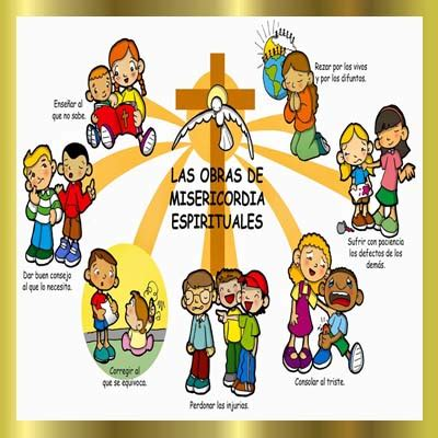 imagenes obras de misericordia espirituales a 209 o de la misericordia obras de misericordia