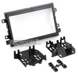 Frame Khusus Ford Din 4 metra 95 5812 met 955812 din installation kit for select