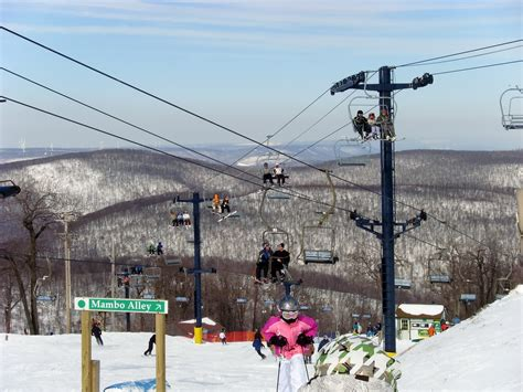 Blue Knob Ski Pa by Parkers Space
