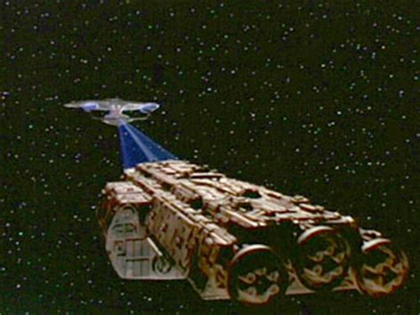 scow garbage star trek garbage scow