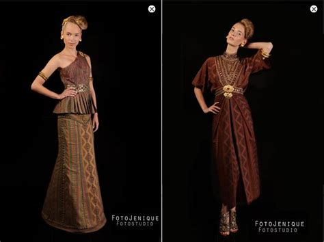 design batik elegant fashion beauty modern stylish batik collection from