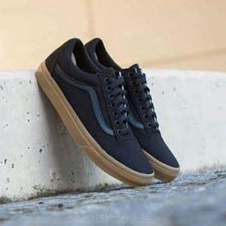 Sepatu Vans Oldschool Black sepatu casual sepatu olahraga sepatu vans school