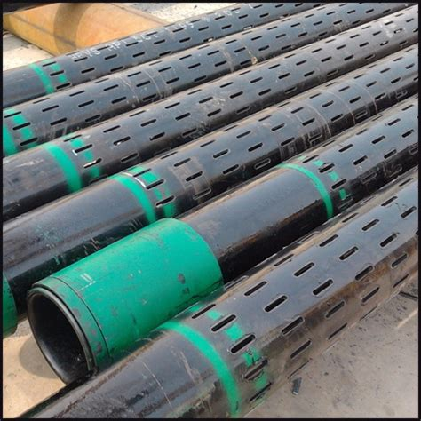 deep  slotted casing pipewater  filter pipeoil