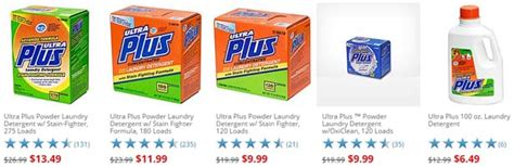 sears laundry detergent sears 275 loads ultra plus laundry detergent 13 49