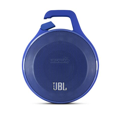 Jbl Clipwireless Portable Bluetooth Speaker portable speaker clip jbl bluetooth jblclipblueu