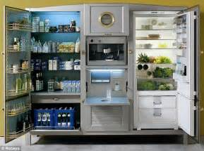Refrigerated Pantry by With This Refrigerator Who Needs A Kitchen 41 500 Model