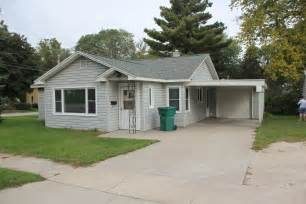three bedroom houses spotless 3 bedroom house w garage and carport for rent independence iowa wapsie rentals
