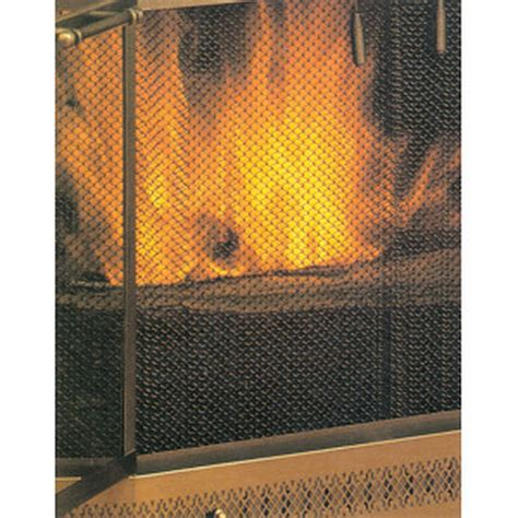 hearth accessories fireplace replacement screens