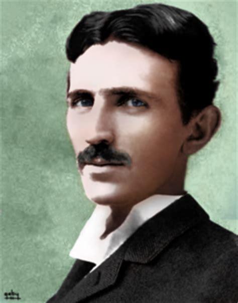 Nicolas Tesla Of Transition Nikola Tesla