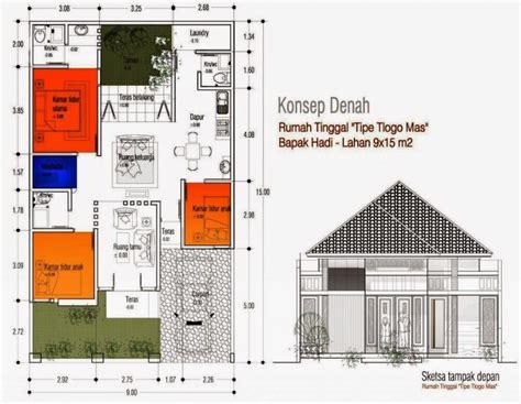 20 contoh sketsa rumah minimalis mudah dan simple rumah minimalis