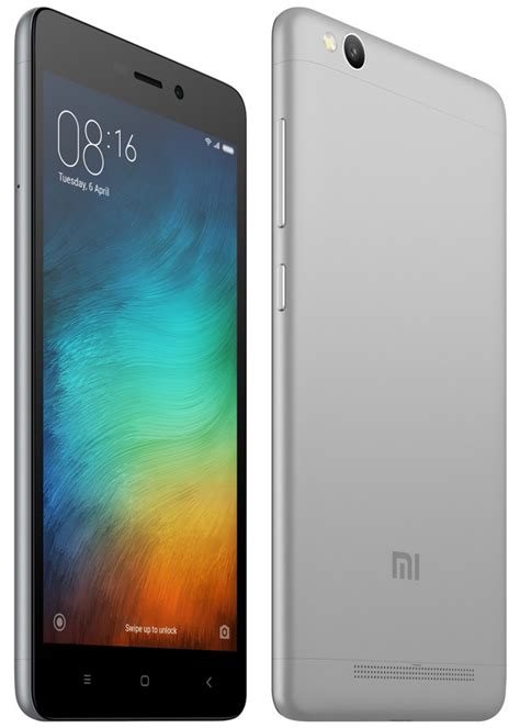 Xiaomi Redmi 3 Situshp Xiaomi Redmi 3s Phone Specifications Comparison And Price