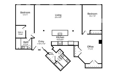 how to read a floor plan symbols 99 co guides how to read your property s floor plan