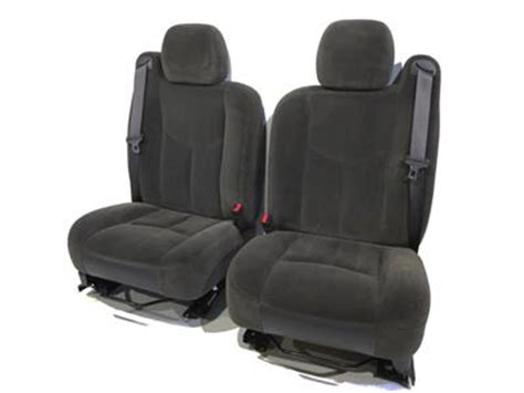 2001 chevy silverado replacement seats replacement gm silverado tahoe suburban oem cloth seats