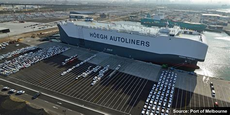 Car Parking Port Melbourne by Victoria S New Car Terminal Is A Goautonews Premium