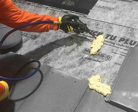 3m Foam Roof Tile Adhesive Rta 1 by Polyset 174 Rta 1 Roof Tile Adhesive Icp Adhesives Sealants