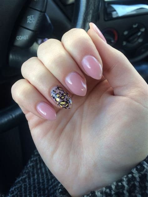 short almond shape nails design   fashionre