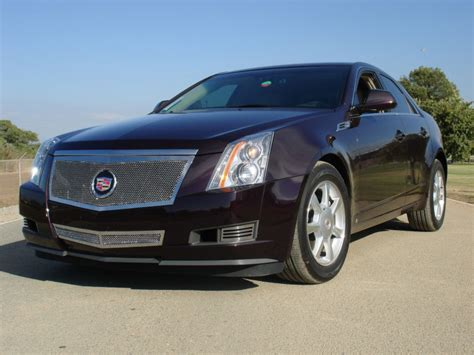 custom rubber sts houston cadillac cts 3 6 2008 auto images and specification