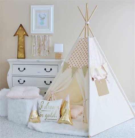 Tenda Rumah teepee tent tenda cing pemanis rumah