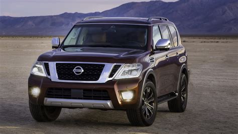 nissan armada 2017 2017 nissan armada is north america s patrol or the