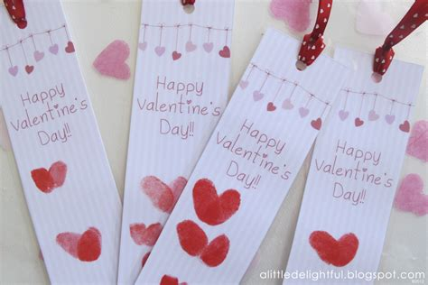 printable bookmarks valentine s day a little delightful printable valentine s day bookmarks