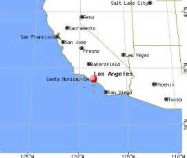 santa california map santa california ca profile population maps