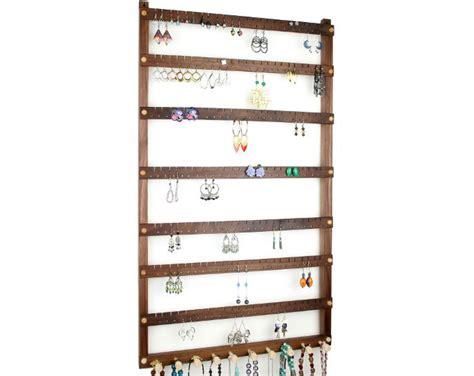 Earring Rack by Pdf Diy Wooden Earring Rack Wooden Bank Building