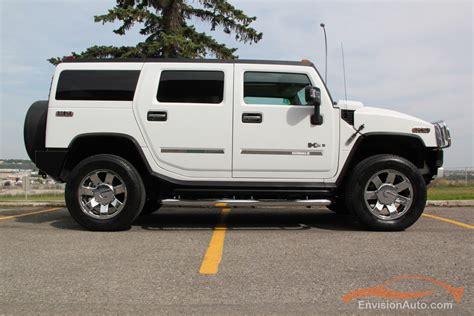 luxury hummer 2009 h2 hummer luxury pkg suv envision auto calgary