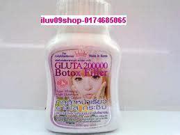 Gluta 200000 Botol gluta 200k botox filler harga runtuh jualbeli shop classifieds forum cari infonet