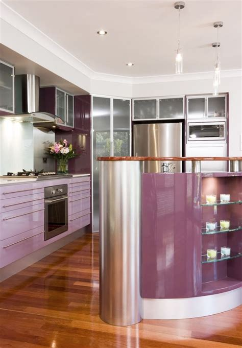 Mauve Kitchen Walls by Decorating With Mauve Ideas Inspiration