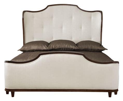 bernhardt bed upholstered panel bed bernhardt