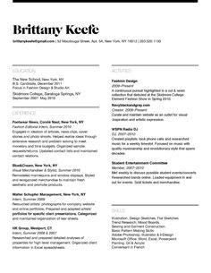 Resume Tips Guidelines cover letter sle cover letter for position