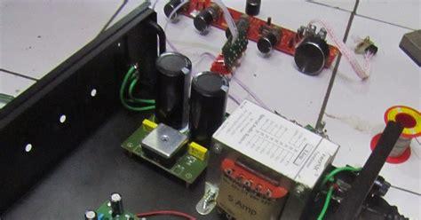 Power Lifier Lapangan cara merakit power lifier yang 28 images cara merombak