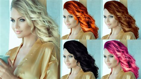 color images for hair to be changed how to change hair color blonde to other colors