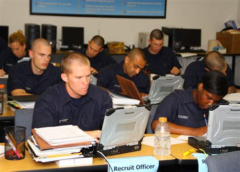 section officer coaching classes forget what you learned in the academy command presence