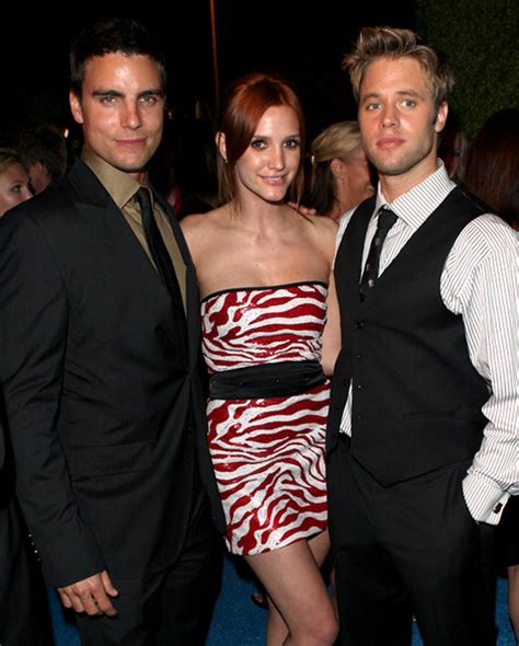 colin egglesfield sister colin egglesfield and shaun sipos photos photos inside