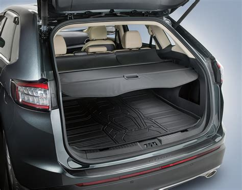 interior door covers cargo cover interior the official site for ford