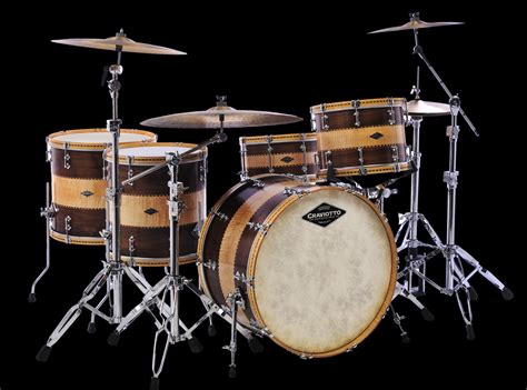 Craviotto Solid Shell Drum Sets Just Drums