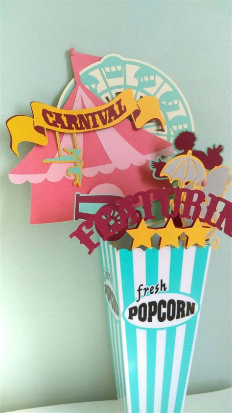 circus centerpieces best 25 carnival centerpieces ideas on circus