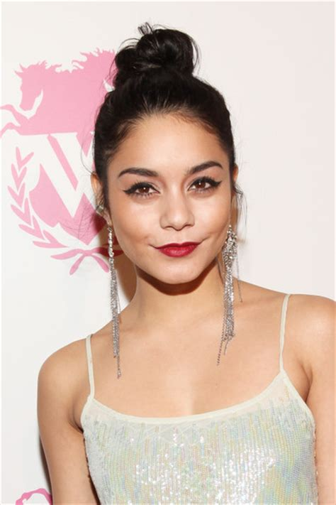 vanessa hudgens smokey eye make up styloss com