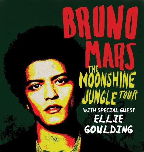 bruno mars moonshine jungle tour bruno mars takes toronto by storm with moonshine jungle