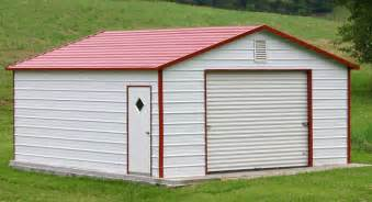Metal Shed Garage Building Ky Metal Buildings From Alan S Factory Outlet Great Prices