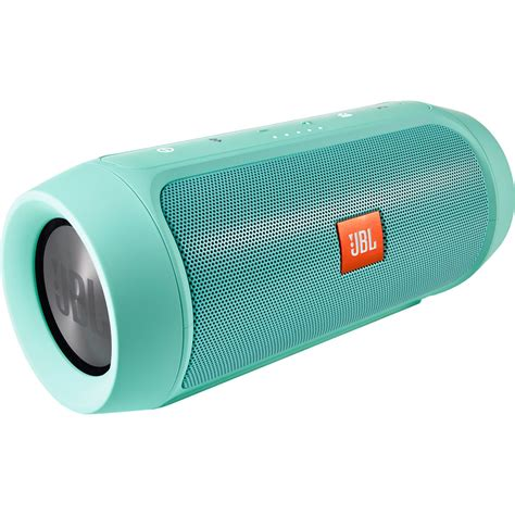 Speaker Jbl Charge 2 jbl charge 2 portable stereo speaker teal charge2plustealam