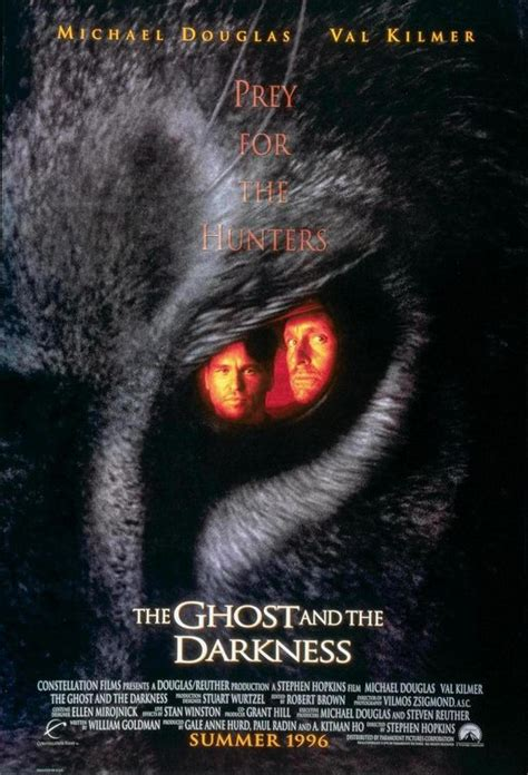 film ghost in the darkness the ghost and the darkness 1996 find your film movie