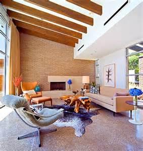 mid century modern interior design mid century modern black dog design blog