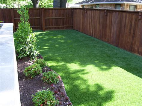 mercedes backyard 016 from synthetic turf of